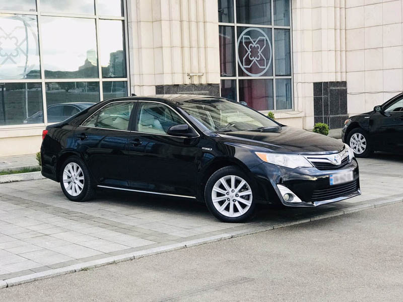 Toyota Camry гибрид АКПП