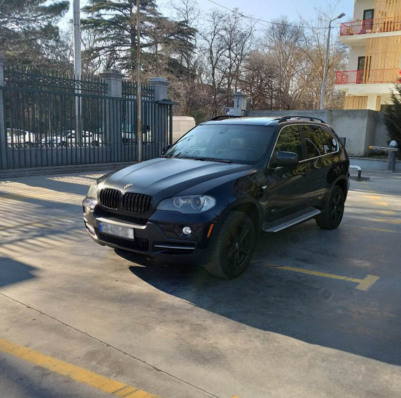 BMW X5 3.0 АКПП