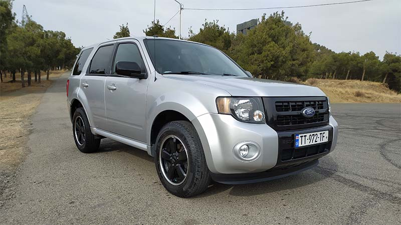 Ford Escape АКПП